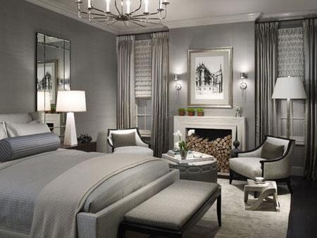 نکات کاربردی در طراحی داخلی یک اتاق خواب تمام عیار  تصاویر