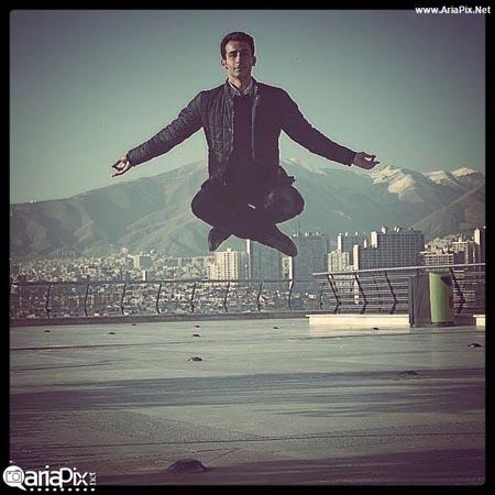 بیوگرافی و عکسهای جدید مهران ضیغمی بازیگر سریال آخرین بازی تصاویر