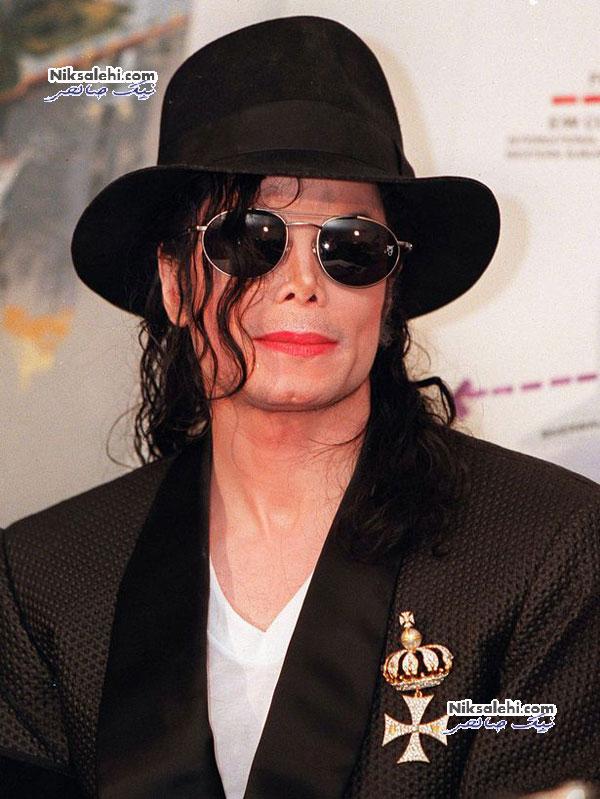 شبیه شدن خواننده زن به مایکل جکسون