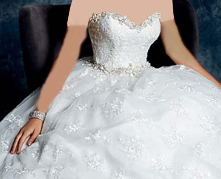 تکنیک های انتخاب لباس عروس شیک/ زیباترین را برای خود انتخاب کنید تصاویر