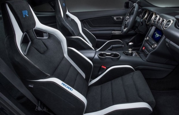 عکس های شلبی موستانگ GT350R مدل 2016