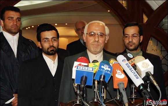 گریم عجیب کمال تبریزی کارگردان سینما در نقش ظریف