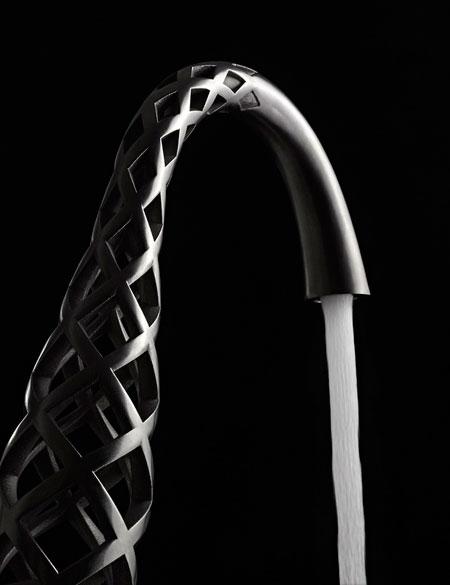 خلاقانه ترین و جدیدترین شیر آلات آشپزخانه و دستشویی  تصاویر