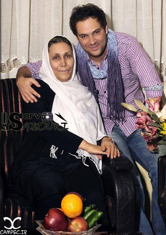 عکس های جدید و خانوادگی شهروز ابراهیمی با خانوده اش