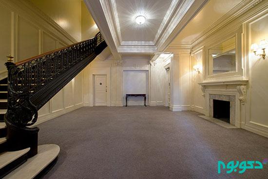 دکوراسیون منزل آن هاتاوی، بازیگر و خواننده ی مشهور آمریکایی