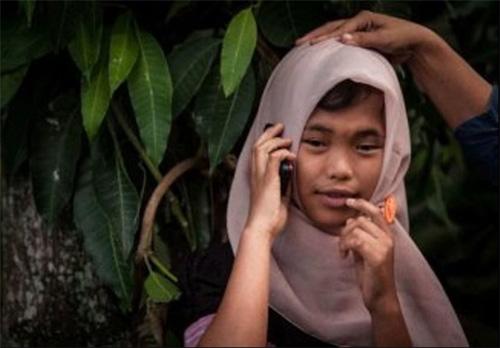 پیدا شدن معجزه آسا دختر ۴ ساله بعد از ۱۰ سال