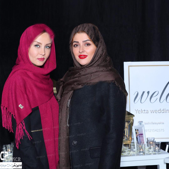 تک عکس های زیبا و جدید بازیگران زن در دی ماه