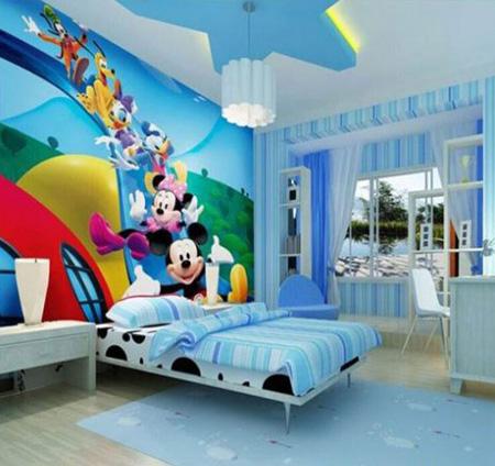 بهترین رنگ برای اتاق کودک دختر و پسر