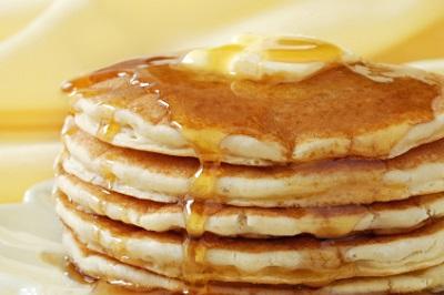 پنکیک عسلی خوشمزه برای یه صبحانه عالی