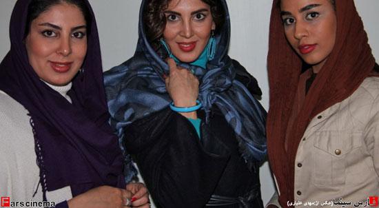 عکس : لیلا بلوکات و خواهرانش