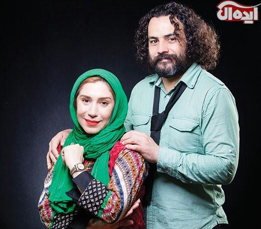 رازهای زندگی شخصی نسیم ادبی بازیگر سریال شهرزاد و همسرش