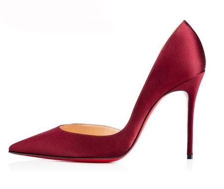 خوشگل ترین مدل کفش های زنانه به رنگ سال  تصاویر