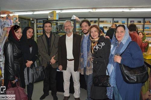 عکس های جدید کتایون ریاحی در بنیاد نیکوکاری کیش مهر کتایون