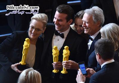 حواشی مراسم اهدای جوایز اسکار 2015