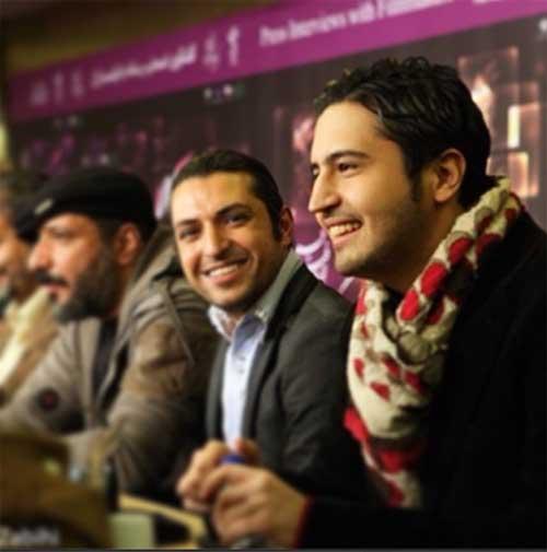 عکس های جدید مهرداد صدیقیان بازیگر جوان