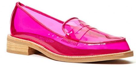 زیباترین مدلهای کفش دخترانه تخت مخصوص بهار
