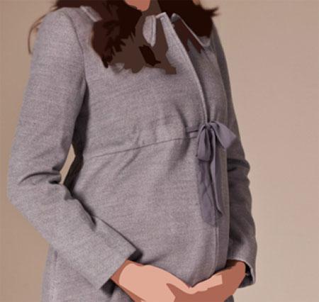 مدل پالتو بارداری  تصاویر