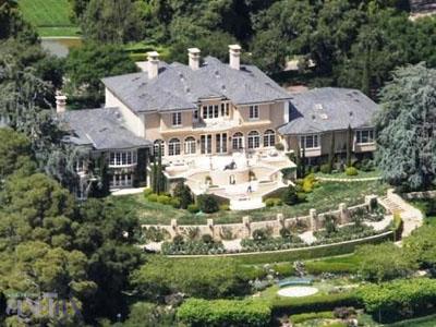 تصویر خانه ۸۳ میلیون دلاری یک مجری تلویزیون عکس