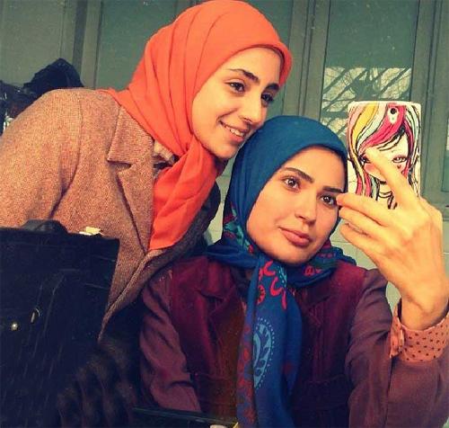 عکس های جدید شیوا طاهری بازیگر سریال گذر از رنجها