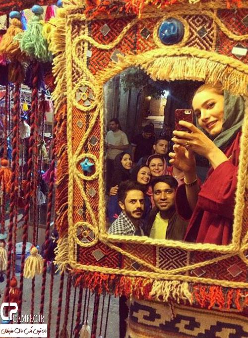 عکس های جدید متین ستوده به مناسبت های مختلف