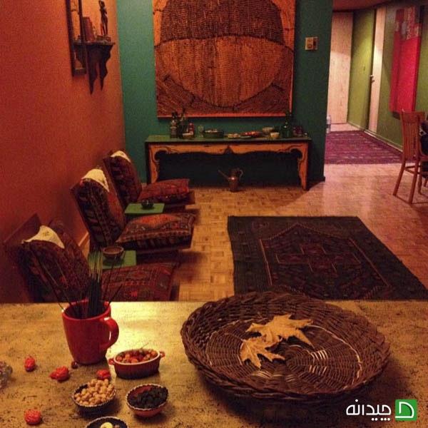 برای نوروز ایرانی دکوراسیون خانه خو را ایرانی کنید! تصاویر