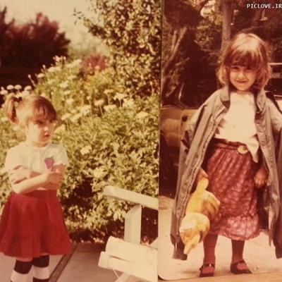 کودکی لاله اسکندری و سحر جوزانی و لیلا اوتادی تصاویر