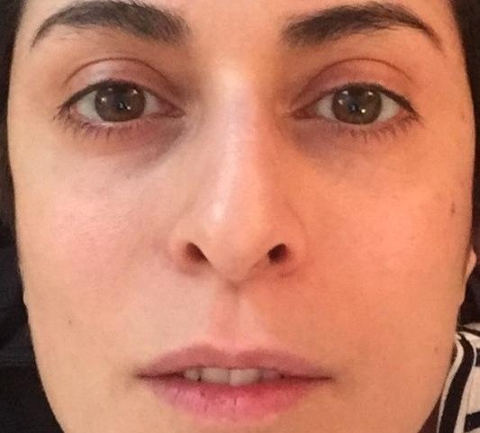بهناز جعفری در چالش بدون آرایش! تصاویر