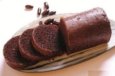 کیک صبحانه شکلاتی بسیار خوشمزه! عکس
