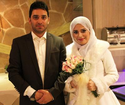 همسر خانم مجری بازیگر شد!! تصاویر