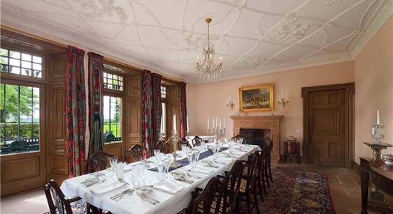 دکوراسیون خانه قلعه ای تِیلور آلیسون خواننده مشهور آمریکایی