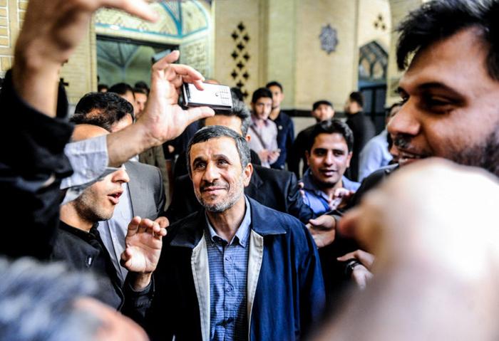 مجلس ترحیم هادی نوروزی با حضور چهره های مشهور