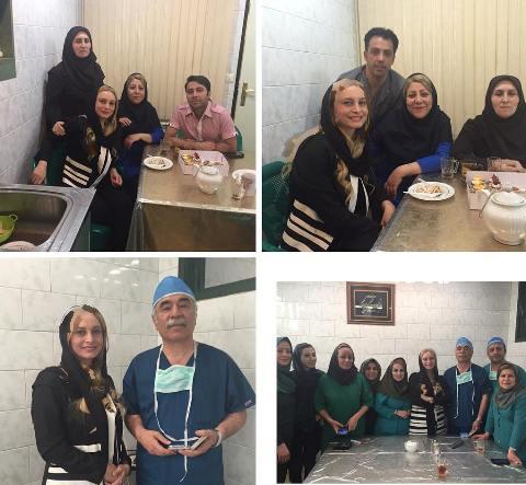 مریم کاویانی در کنار عزیزترین مرد زندگی اش! تصاویر