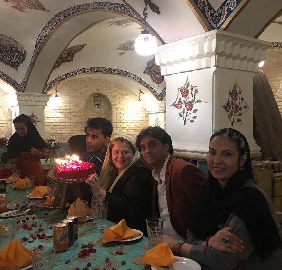 عکسهایی جدید و دیدنی بهاره رهنما در شهر شیراز! تصاویر