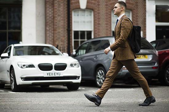 شیک ترین و جدیدترین لباس های های مردانه در هفته مد لندن