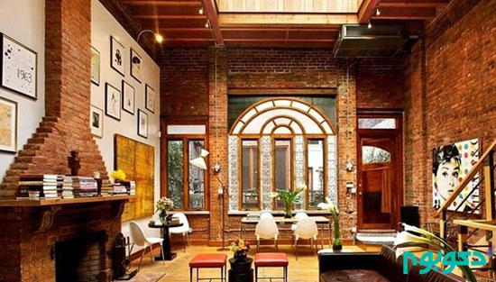 دکوراسیون منزل افراد مشهور: جانی دپ