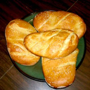 این نان افغانی لذیذ را حتما امتحان کنید! عکس