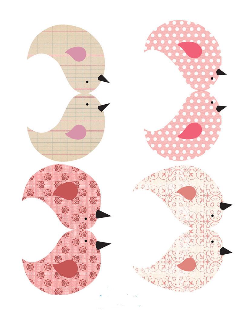آموزش ساخت پرنده ولانه بسیار زیبا و ساده مخصوص بهار تصاویر