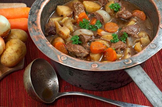 آشپزی ساده با خوراک ایرلندی