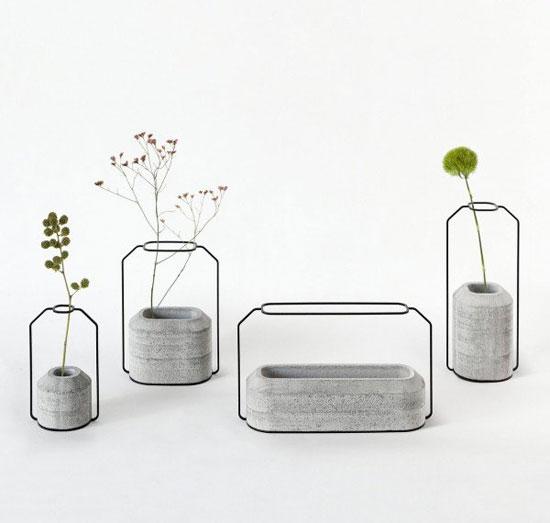 گلدان، آسانترین راه تغییر در خانه