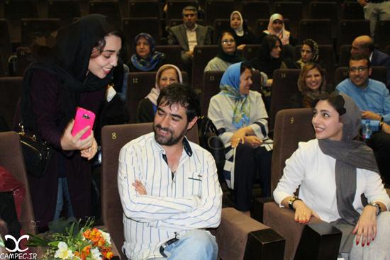 عکس های مراسم خیریه فیلم چهارشنبه با حضور هنرمندان