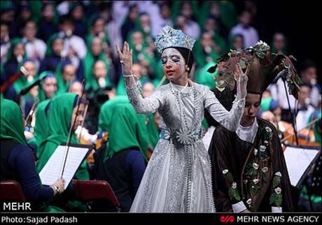 رقص باله دختران تهرانی