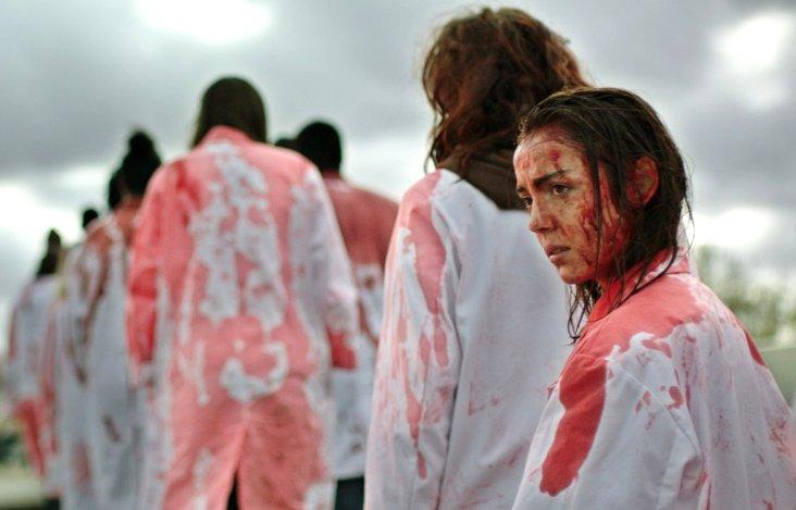 نمایش این فیلم ترسناک تماشاگران را به بیمارستان کشاند! تصاویر
