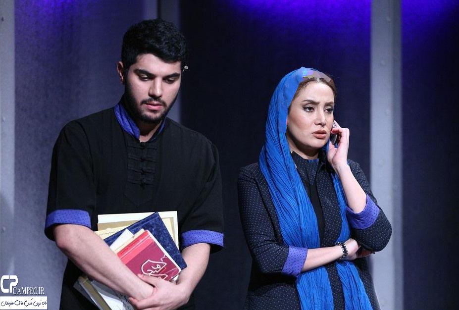 عکس های جدید بهاره افشاری و فرزاد حسنی
