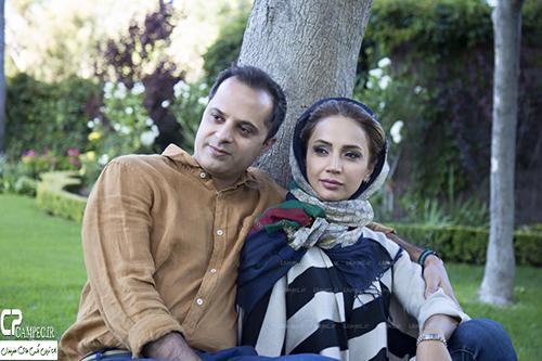 بازیگران در کنار همسرانشان در اسفند93