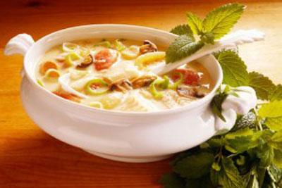 تهیه سوپ رژیمی مخصوص افراد چاق