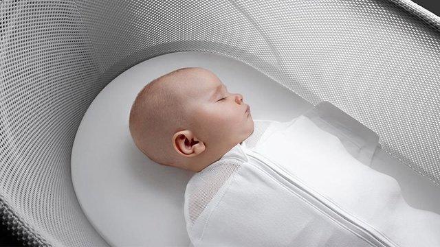 اختراع جالب تخت خواب هوشمند برای نوزادان