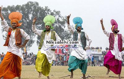 تصاویر عجیبی که فقط در المپیک روستایی هند می توان دید