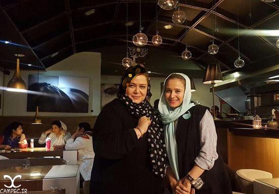 عکس های جدید و زیبای بازیگران مشهور زن در خرداد 95