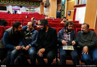 تصاویری از بازیگران سریال پرده نشین در نقد و بررسی این سریال