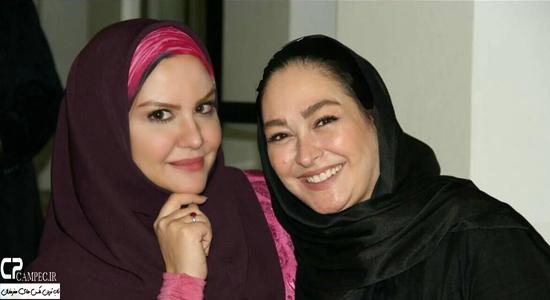 عکس های متفرقه و جذاب الهام حمیدی در بهمن ماه